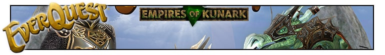 Everquest : Empires of Kunark : Progression