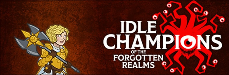 Idle Champions : The Great Modron March