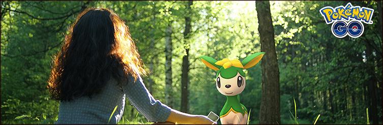 Pokemon Go :  la Saison des Découvertes